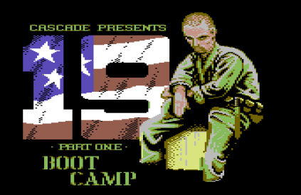 19 Part One - Boot Camp C64 01