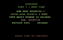 19 Part One - Boot Camp C64 02