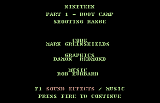 19 Part One - Boot Camp C64 12