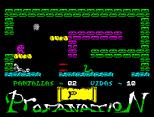 Abu Simbel Profanation ZX Spectrum 03