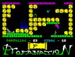 Abu Simbel Profanation ZX Spectrum 04