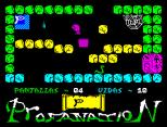 Abu Simbel Profanation ZX Spectrum 05