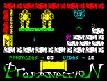 Abu Simbel Profanation ZX Spectrum 06