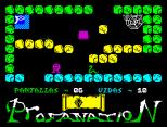 Abu Simbel Profanation ZX Spectrum 08