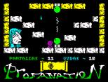 Abu Simbel Profanation ZX Spectrum 13