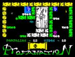 Abu Simbel Profanation ZX Spectrum 14