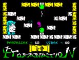 Abu Simbel Profanation ZX Spectrum 15