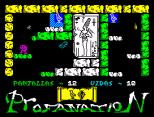 Abu Simbel Profanation ZX Spectrum 16