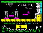 Abu Simbel Profanation ZX Spectrum 17