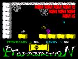 Abu Simbel Profanation ZX Spectrum 19