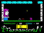 Abu Simbel Profanation ZX Spectrum 25