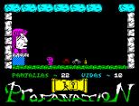 Abu Simbel Profanation ZX Spectrum 28