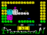 Abu Simbel Profanation ZX Spectrum 29