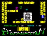 Abu Simbel Profanation ZX Spectrum 30