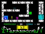 Abu Simbel Profanation ZX Spectrum 31