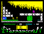 Abu Simbel Profanation ZX Spectrum 35