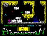 Abu Simbel Profanation ZX Spectrum 36