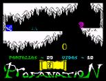 Abu Simbel Profanation ZX Spectrum 40