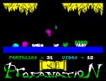 Abu Simbel Profanation ZX Spectrum 42