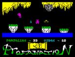 Abu Simbel Profanation ZX Spectrum 43