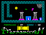 Abu Simbel Profanation ZX Spectrum 47