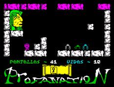 Abu Simbel Profanation ZX Spectrum 51
