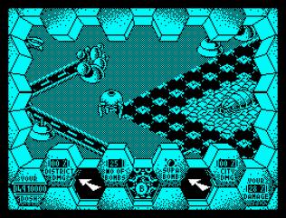 Amaurote ZX Spectrum 11