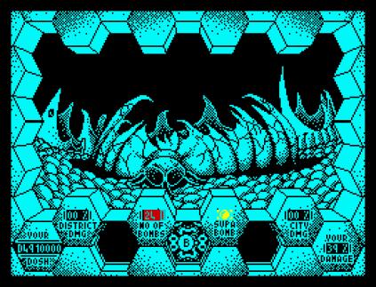 Amaurote ZX Spectrum 12