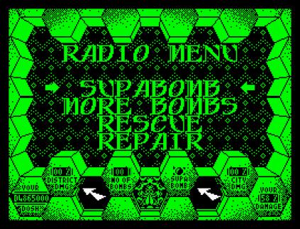 Amaurote ZX Spectrum 20