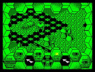 Amaurote ZX Spectrum 21