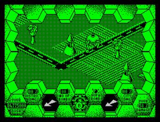 Amaurote ZX Spectrum 22