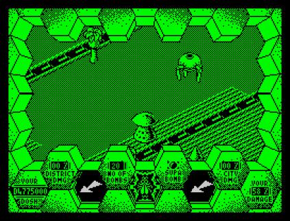 Amaurote ZX Spectrum 23