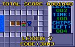Chip's Challenge Atari Lynx 006
