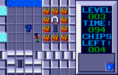 Chip's Challenge Atari Lynx 010