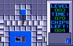 Chip's Challenge Atari Lynx 011