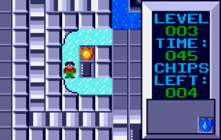 Chip's Challenge Atari Lynx 012
