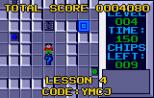 Chip's Challenge Atari Lynx 016