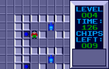 Chip's Challenge Atari Lynx 017
