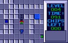 Chip's Challenge Atari Lynx 021