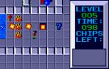 Chip's Challenge Atari Lynx 024