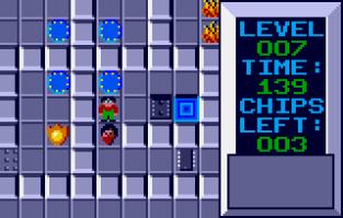 Chip's Challenge Atari Lynx 031