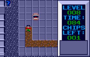 Chip's Challenge Atari Lynx 034