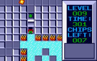 Chip's Challenge Atari Lynx 042