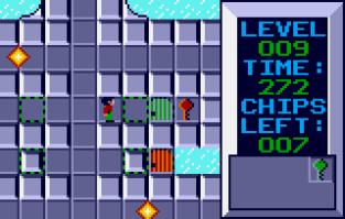 Chip's Challenge Atari Lynx 045