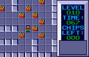 Chip's Challenge Atari Lynx 053