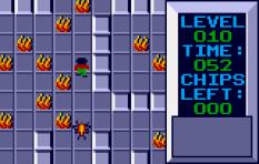 Chip's Challenge Atari Lynx 054