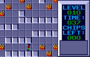 Chip's Challenge Atari Lynx 056