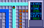 Chip's Challenge Atari Lynx 060