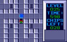 Chip's Challenge Atari Lynx 066