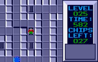 Chip's Challenge Atari Lynx 067
